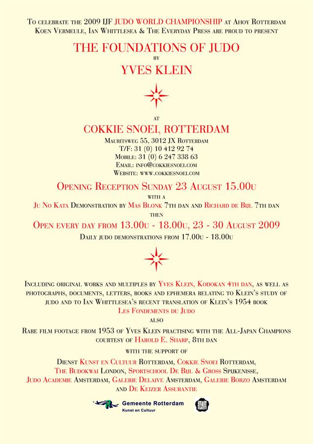 Ian whittlesea exhibitions rotterdam ian whittelsea rotterdam invitation stopboris Image collections